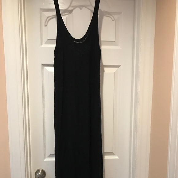 Vince Dresses & Skirts - Vince black maxi dress, S. good condition.